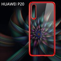 Wholesale Plastic Rocks - ROCK For Huawei P20 Case Soft TPU Bumper Clear Hybrid Back Cover Phone Case For Huawei P20 P20 Pro