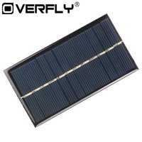 Wholesale 12v solar panels - Mini 5v 6V 12V Solar Panel China Solar Power Panel System DIY Battery Cell Charger Module Portable Panneau Solaire Energy Board