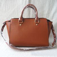 sacs à main selma achat en gros de-NewFree shipping nouvelles femmes célèbre marque M sacs à main selma épaule sacs fourre-tout sac à main en cuir PU sac de plage d'été grande taille 3036
