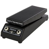 Wholesale WAH WAH Sound Music Electric Guitar Effect FX Pedal Black DF2210