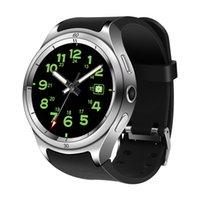 ingrosso quad per i bambini-Orologio Smartwatch Quad core Andorid 5.1 rotondo con cinturino in quad, orologio da polso, orologio da polso, orologio da polso