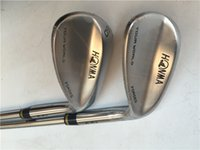 Wholesale 54 wedge - Honma Tour World Wedge Honma TW-W Golf Wedges Golf Clubs 48 50 52 54 56 58 60 Degree Steel Shaft With Head Cover