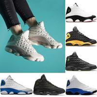 kedi oyunları ücretsiz toptan satış-Erkekler 13 s O Var Oyunu Basketbol Ayakkabıları Sınıfı 2003 Hyper Kraliyet Mavi Phantom Irtifa Siyah Kedi Spor Eğitmen Sneaker 41-47 Ücretsiz Kargo