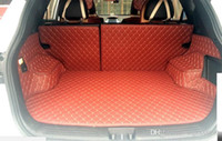 Wholesale trunk liner carpet for sale - Group buy Custom fit car trunk mat for Infiniti EX25 FX35 G35 QX80 D all weather car styling tray carpet cargo liner
