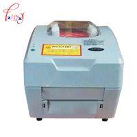 blumendruckmaschine großhandel-Farbbanddrucker Verbesserte Version Farbbanddruckmaschine speziell Etikettendrucker Flower Belt Satin Stoff