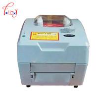 impressora de etiquetas venda por atacado-Impressora de fita Versão atualizada da fita máquina de impressão especialmente impressora de etiquetas Flower Belt tecido de cetim