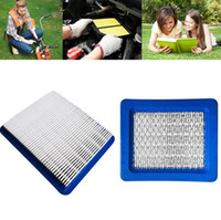 Wholesale Hot Air Filter Replacement For Briggs and Stratton S Mowers Parts Durable EEA209 Blue
