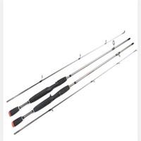 fibra de carbono prateada venda por atacado-Anti Oxidação Estável Spinning Rods Pesca Fortitude M Power Line Resina De Fibra Pólo Telescópica De Fundição De Carbono Vara De Prata Cinza 25ty bZ