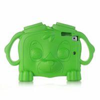 Wholesale kids eva foam handle case resale online - Cut Dog Non Toxic Kids Shockproof EVA Foam Handle Stand Cover Case for iPad Mini Galaxy Tab