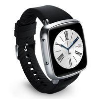 wifi pedometre toptan satış-1 adet Ücretsiz DHL Z01 Smartwatch Android Wifi Metal 8G ROM 1G RAM Smartwatch Wifi Android Kamera 5MP Kalp Hızı Pedometre GPS Reloj Bluetooth