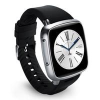 gps wifi smartwatch 2018 - 1pc Free DHL Z01 Smartwatch Android Wifi Metal 8G ROM 1G RAM Smartwatch Wifi Android Camera 5MP Heart Rate Pedometer GPS Reloj Bluetooth