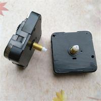 kits de mecanismos de relógio venda por atacado-Atacado 100 PCS 18.5 MM Varredura Mecanismo de Movimento do Relógio de Quartzo Kit DIY Peças de Substituição com Mãos De Metal Ouro
