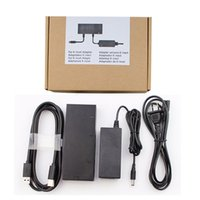 power xbox venda por atacado-Novo Kinect 2.0 Adaptador AC Sensor Para Xbox um S / X / PC Windows, XBOXONE Slim / X Adaptador de Alimentação Kinect