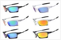 ingrosso nuovissima bicicletta-Nuovo progettista di marca Occhiali da sole sportivi da bicicletta Per uomo donna All'ingrosso occhiali sportivi da ciclismo occhiali da sole pesca di alta qualità drop shipp