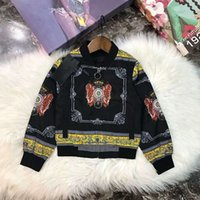 autumn korean fashion kids clothes Canada - Fashion Design Children Casual Jackets Spring Autumn Kids Long Sleeve Clothes Korean Boys Girls Keep Warm Loose Coat