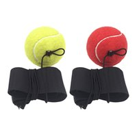 Wholesale reflex free - Fighting Boxing Ball Punching Equipment With Head Band For Reflex Speed Training Muay Thai Boxing Free shipping