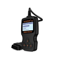 Wholesale volvo srs - Autophix ES610 OBD2 Code Reader and Engine ABS SRS Airbag Transmission Automotive Diagnostic Scanner Tool for Volvo