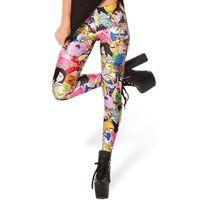 8b71ea3e6e41 Wholesale east knitting leggings for sale - EAST KNITTING X Jake Leggings  fashion new women Cartoon