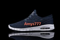 Wholesale Mens Close - SB Stefan Janoski Mens Sneakers Brand Mesh Shoes Man Walking Shoes Colors Size 40-45 Top Quality