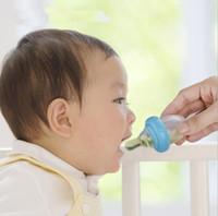 envío gratuito de productos al por menor al por mayor-Alimentador de la medicina del bebé CALIENTE Alimentación del niño chupete Alimentación del producto del pezón infantil envío gratis Al por mayor y al por menor