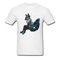 algodão orgânico camiseta venda por atacado-Impressionante Design Exclusivo Thomas Wolf T Shirts Cupons Presente Tshirt Para Homens 100% Algodão Orgânico Rodada Collar Tee Shirts Moda Tops