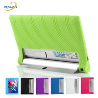 Wholesale gel cover for lenovo for sale - Ultra Slim Luxury Soft Cover Cover for Tablet Lenovo Yoga Tab F L F Silica Gel Protective Case Pen