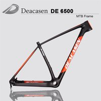 "Wholesale carbon sample - Stock sample frame full carbon mountain bike frame 29erMTB frame UD 15"" 17"" 19"" custom painting available"
