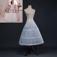 elbise çiçek polyester toptan satış-3 Çemberler Beyaz Bir Çizgi Uzun Çiçek Kız Elbise Kombinezon Çocuk Bale Kombinezon Çocuk Kabarık Etek Tutu Etekler Kızlar Jüpon CPA1195
