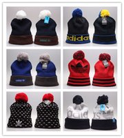 Wholesale team cowboys for sale - Group buy New Fashion Hot AD Islanders Hockey Beanies Team Hat Winter Caps Popular Beanie Caps Skull Caps Best Quality Sports Cap
