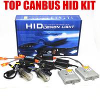 toyota canbus оптовых-CANBUS HID ксенон 35 Вт canbus фар комплект безошибочный балласт Лампы H1 H3 H7