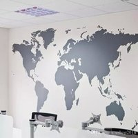 World Map Wallpaper Home Canada   Best Selling World Map Wallpaper ...