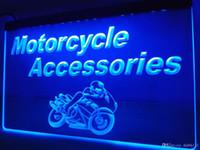 Wholesale orange motorcycle accessories - LB164- OPEN Motorcycle Accessories Display LED Neon Light Sign