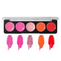 Wholesale make lipstick waterproof for sale - High Quality IMAGIC Waterproof Lipstick Matte Lip Gloss Easy To Wear Make Up Lip Gloss Long lasting Cometics Colors Set maquillage