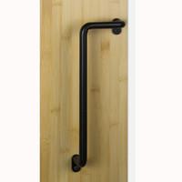 ingrosso hardware pesante porta fienile-Tiri la maniglia a livello della maniglia stabilita della maniglia di tirata lunga della porta di granaio resistente per hardware della porta di granaio