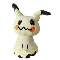 """Wholesale soft toys sizes - New Mimikyu Pikachu Soft Toy Plush Doll Collection & For Kids Holiday Best Gift Size : 15.5"""" 40cm"""