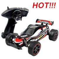 mini motor diy al por mayor-Juguetes de coches de control remoto RC Drift Racing Cars Toy 1:20 2.4G DIY Mini de alta velocidad RC Cars Auto modelo de unidad de velocidad máxima 25 km / h