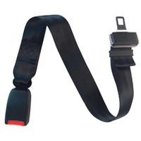 cinturones de seguridad ajustables para niños al por mayor-Dispositivo de sujeción del bebé de la protección del bebé ajustable del cinturón de asiento de coche extensor para el niño Ajustador de cinturón automotriz de la seguridad para el coche del bebé del mar