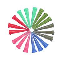 agulhas de parafuso de aço venda por atacado-Direto da fábrica TT agulha agulha de distribuição de plástico de aço preto / transparente agulha de agulha de aço inoxidável TT fino