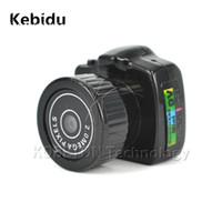 Wholesale dvr web - Kebidu Smallest Mini HD Camera Camcorder Video Recorders Web Cam 720P JPG Photo DVR