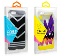 iphone blister achat en gros de-Mode Blister PVC En Plastique Transparent Emballage De Détail Au Détail Boîte D'emballage Pour iPhone samsung Mobile Phone Case