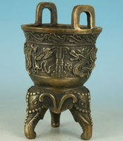 bronz dragon heykelleri toptan satış-