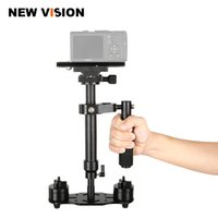 Wholesale handheld steadycam stabilizer for sale - Group buy S40 CM Handheld Steadycam Stabilizer For Steadicam Canon Nikon GoPro AEE DSLR Video Camera