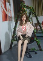 poupée en silicone homme jouets adultes achat en gros de-Agood poupée de sexe 50% de réduction moitié silicone poupée sexe hommes drop ship adulte sex toy cadeaux gratuits poupée d'amour pour les hommes