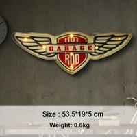 Da Uomo Hotrod 58 HOT Rat Rod POLO American Classic Vintage Servizio Garage 51