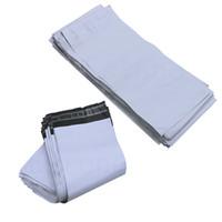 enveloppes de bureau achat en gros de-100 PCS Courrier Sacs Enveloppes de couleur unie Sacs de courrier Enveloppes multi-usages de papier de bureau