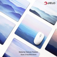 Wholesale JIELO mouse pad The latest creative artistic conception romantic is exclusively customized