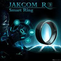 anillos nfc al por mayor-El Señor de los Anillos tres generaciones de r3 smart ring anillo mágico nfc novedad productos digitales con brazaletes de comercio exterior