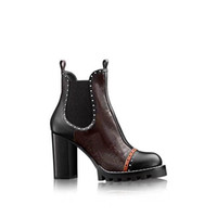 bottes semelle en laine achat en gros de-hiver femmes bottes courtes en cuir semelles épaisses bottes Martin qualité couche de peau de vache + vache fine à l'intérieur de la laine jambes importation daim taille35- 42