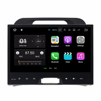 "kia sportage gps radio android 2018 - Android 7.1 Quad Core 10.1"" Car radio dvd GPS Multimedia Head Unit Car DVD for Kia Sportage 2010 2011 2012 Bluetooth WIFI Mirror-link"