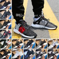 Wholesale Black Leather Sport Coat - Overkill EQT ADV 93 17 ultra Boost Support 97 Future Turbo Red Black White Coat of Arms Pack women Mens Running shoes sport for men Sneakers